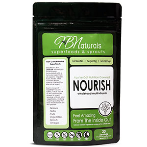 Nourish Superfoods & Sprouts