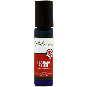 Trauma Relief Essential Oil Blend